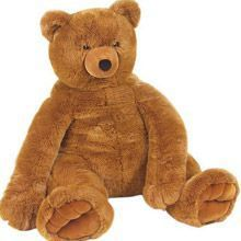 Real Sized Teddy Bear 6 Feet