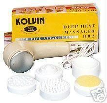 Kolvin Deep Heat Body Massager