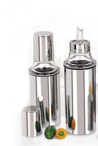 Stainless Steel Oil Dispenser / Pourer 1000ml