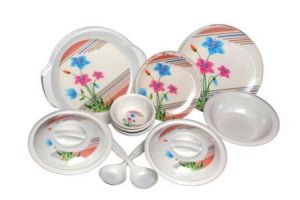 Choice 32 PCs Melamine Dinner Set Le-ch-009