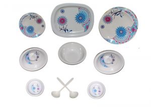 Choice 32 PCs Melamine Dinner Set Le-ch-020