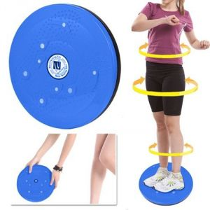 Twister Disc With Magnetic Acupressure