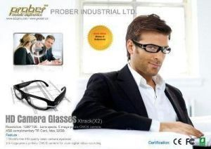 720p HD Camera Eyewear Spy Camera