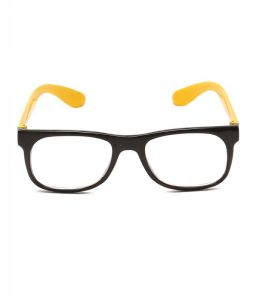 Camerii Yellow & Black Frame Sunglasses