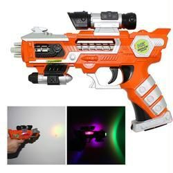 Ballyhack Interspace Battle Gun
