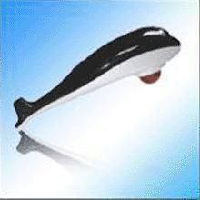 The Jumbo Dolphin Hammer Infrared Massager