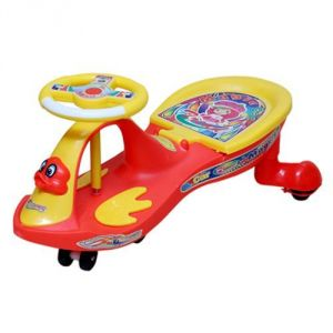 Harry & Honey Trends Magic Car (7811 Red)