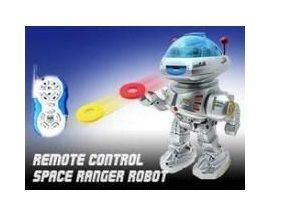 Remote Controller Rc Robot Kids Children Toy