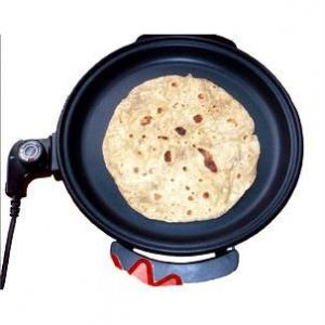 9in1 Electric Tawa For Roti, Frying, Nonstick Pan