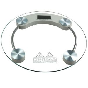 Multicolour New Home-use Electronic Personal Weighing Scale - Nhsle1