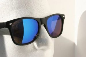 Trendy Mirror Sunglasses