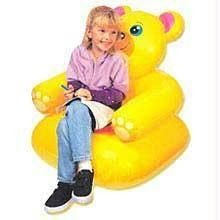Teddy Bear Inflatable Air Chair
