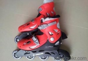 Sports - Kamachi Adjustable Inline Skates Size-large