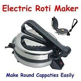 New Instant Electric Roti Maker Chapati Tawa