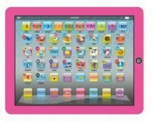 Mypad English Computer Tablet Kids Laptop Toy.