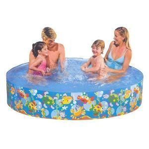 Intex 6 Feet Swimming Pool For Kids Without Air