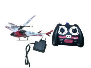 3.5 Channel Helicopter Radio Ccontrol Fly 20-60 Feet