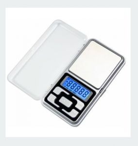 Jewellery Gems 0.01-200gm Pocket Digital Weighing Scale