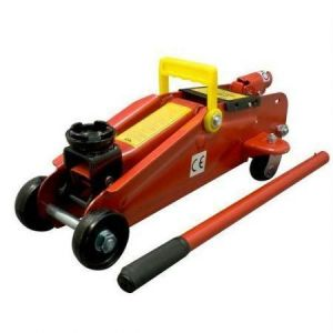 Car Utilities - Car 2 Ton Hydraulic Trolley Jack