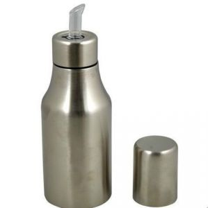 Oil Gini 500 Ml Stainless Steel Pot For Oil Liquid Container