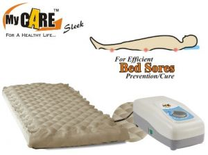 Health & Fitness - My Care Air Bed Sore Prevention Mattress ( Airbed)