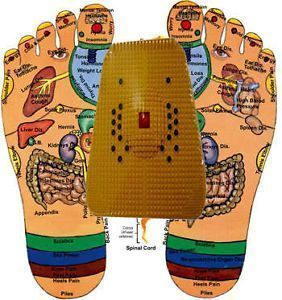 Foot Acufit Intermediate Foot Mat