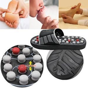Shoes Massage Massager Slippers Acupuncture Foot Care