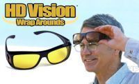HD Vision Wraparound Sunglasses Day And Night Driving