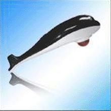 Large Powerful Dolphin Hammer Infrared Massager