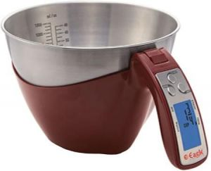 Eagle Electronic Kitchen Weighing Scale (brown)