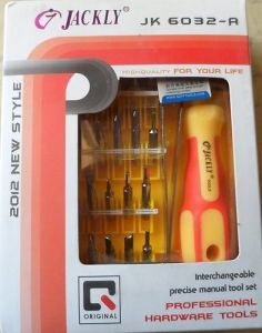 Jackly Toolkit 6032 A 32 In1 Multi Function Universal Toolkit