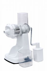 Your Choice Deluxe Fruit & Vegetable Manual Hand Juicer / Enjoy Fresh Juice