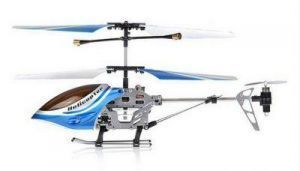 New Metal Body 3 Channel Radio Control Helicopter