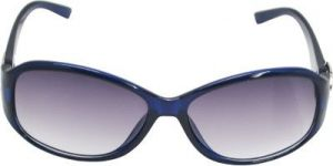 Superx Blue Oval Sunglass For Women - (product Code - Sx-lov-006)