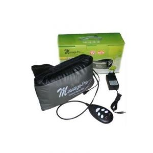 Creative Via Creativevia Premium Quality Massage Pro Mp-3100 2 In 1 Heat Vibration Slimming Belt