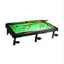 Indoor Games - Snooker Pool Set For Kids