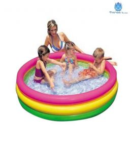 Intex Snap Set Water Swimming Pool For Babies 5 Feet