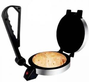 Electric Chapati And Papad Roti Maker