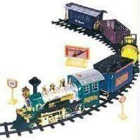 Amazing 21pcs Replica Train Set Battery Operated For Kids