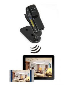 Wifi/ip Wireless Mini Spy Remote Camera Security For Android Ios PC