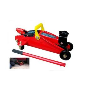 Car jacks - Autostark 2 Ton Hydraulic Trolley Jack For Tata Indigo Cs