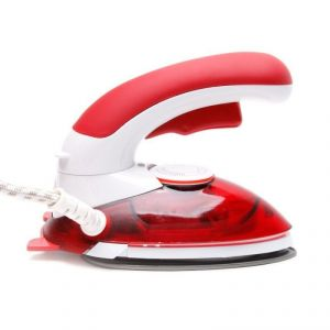 Mini Travel Iron (red)