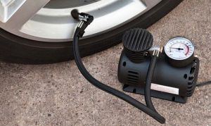 Car Accessories (Misc) - 12 Volt Car Electric Air Compressor Tyre Pump