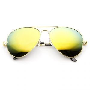 Limited Edition Bronze Mirrored Sunglasses