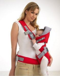 Deluxe Premium Ultra Comfortable Baby Carrier Baby Sling