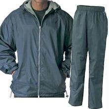 Rainwear for men - Branded Reversible Rain Suit