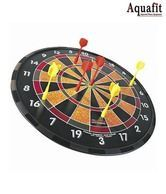 Aquafit Magnetic Dart Board - 18 Inch