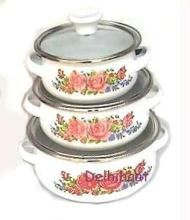 Set Of 3 Casseroles - A Perfect Item
