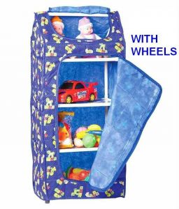 Baby furniture - Folding Almirah For Kids / Baby Gift Item