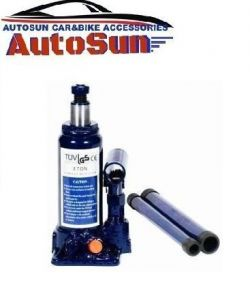 Autosun Hydraulic Bottle Car Jack - 3 Ton Tuv Gs ( Heavy Quality)